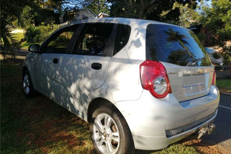 Used 2014 Chevrolet Aveo