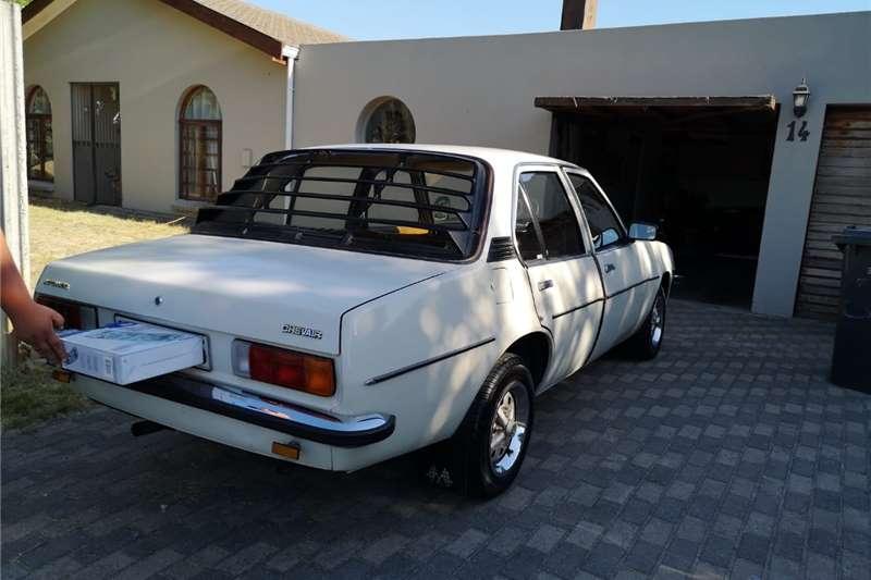 Chevrolet Aveo Chevair 1976