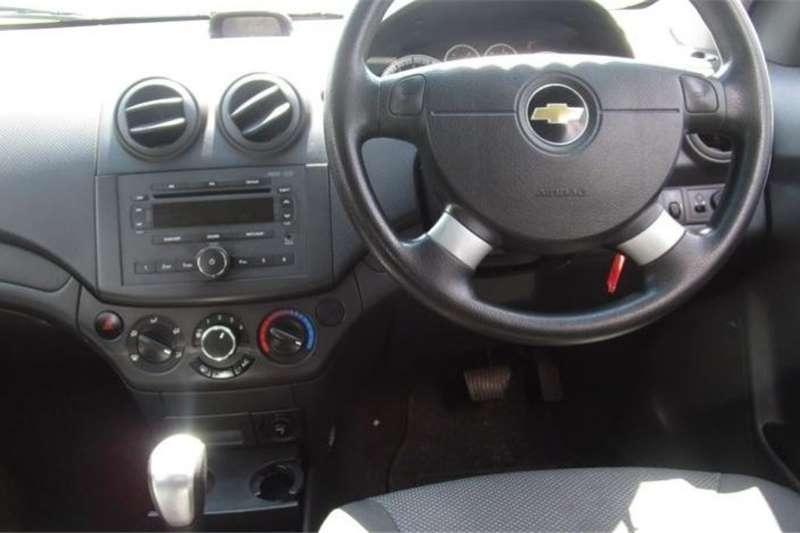 Chevrolet Aveo hatch 1.6 LS auto 2015