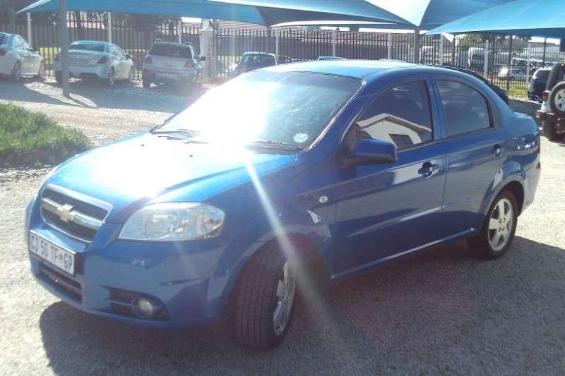2010 Chevrolet Aveo 1.6 LS hatch automatic