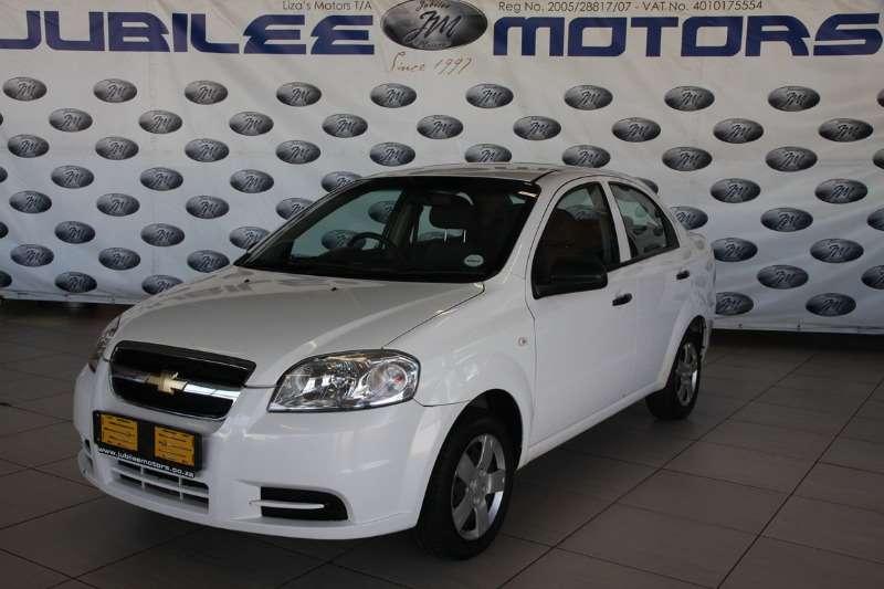 2013 Chevrolet Aveo sedan 1.6 L
