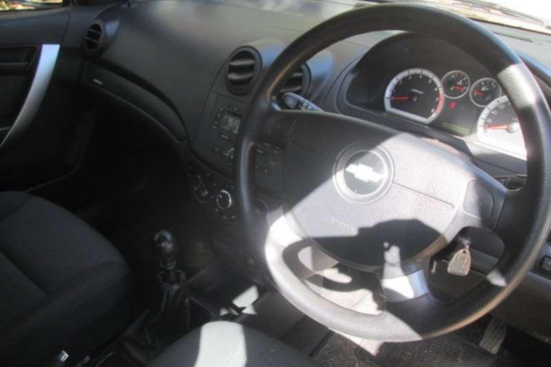 2010 Chevrolet Aveo 1.6 LS hatch