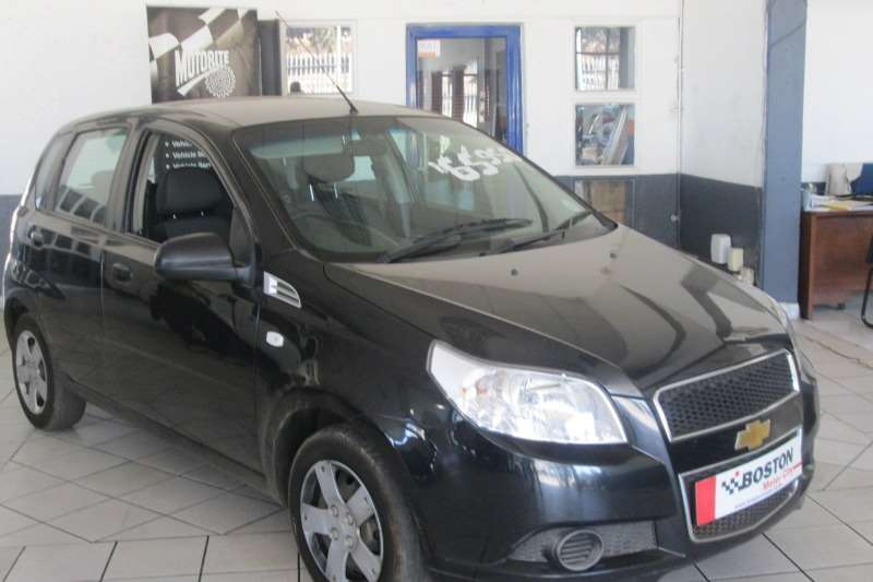 2012 Chevrolet Aveo 1.6 LS hatch