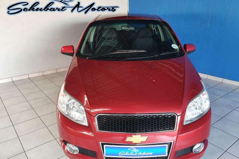 2010 Chevrolet Aveo 1.6 LS hatch automatic