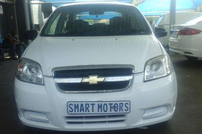 2014 Chevrolet Aveo 1.6 LS sedan