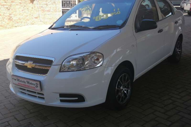2011 Chevrolet Aveo sedan 1.6 L