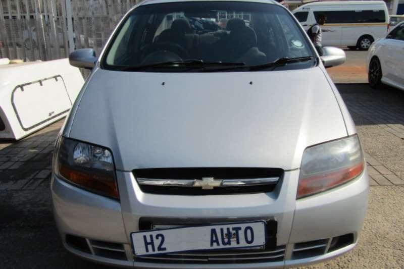 2008 Chevrolet Aveo 1.5 LT