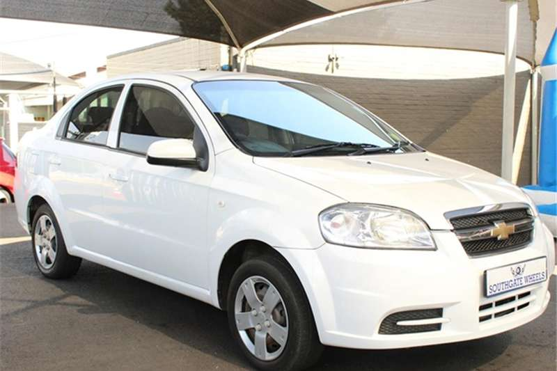 2010 Chevrolet Aveo 1.6 LS sedan automatic