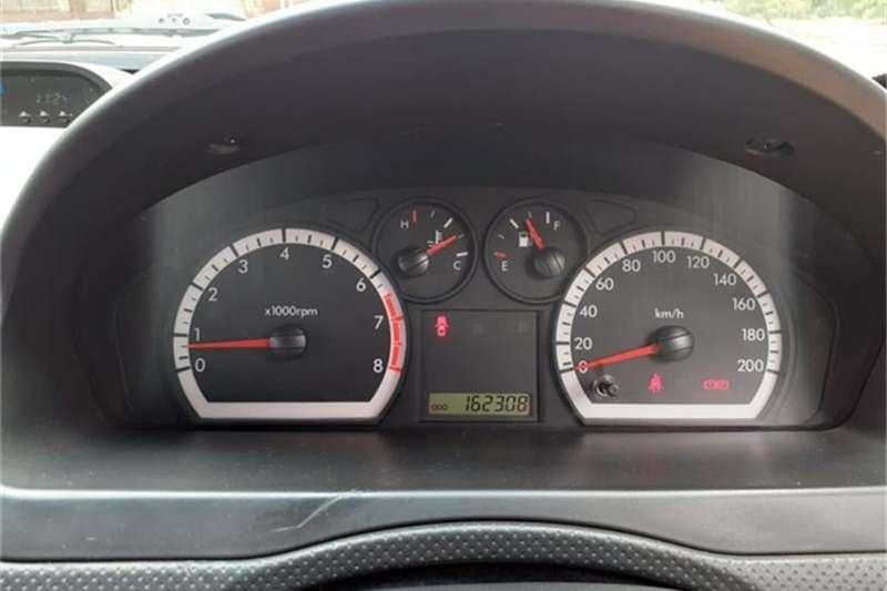 2012 Chevrolet Aveo sedan 1.6 L