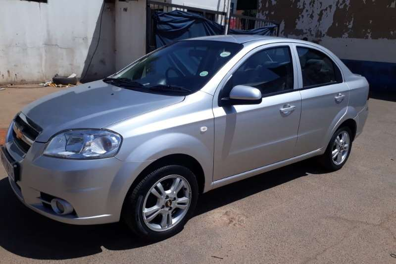 2014 Chevrolet Aveo 1.6 LS hatch