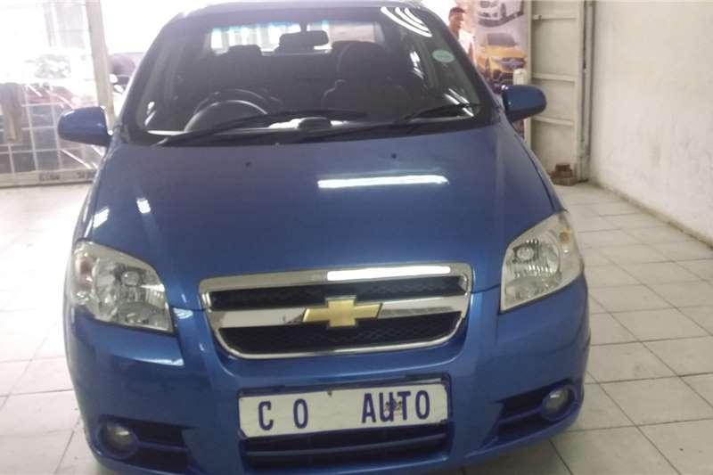 2012 Chevrolet Aveo 1.5 LS