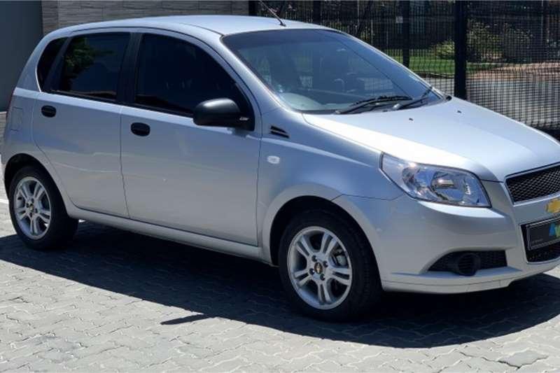 2015 Chevrolet Aveo 1.6 L hatch