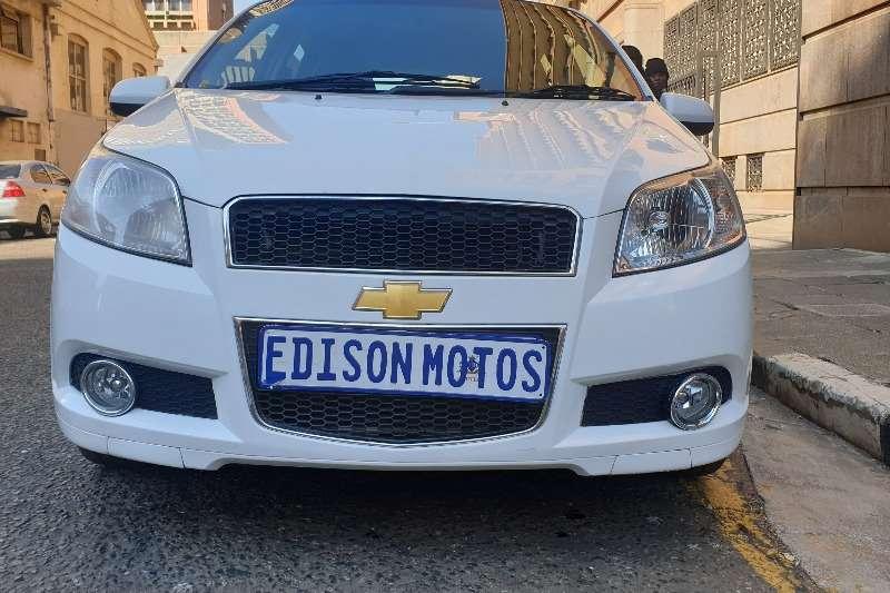 2011 Chevrolet Aveo 1.6 LS hatch automatic
