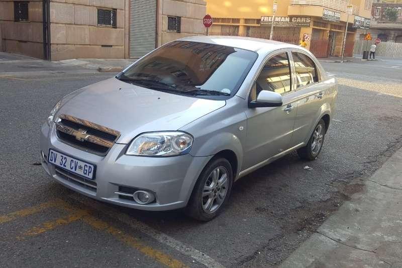 2016 Chevrolet Aveo