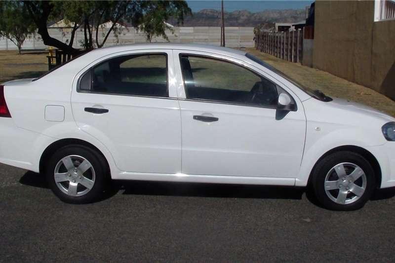 0 Chevrolet Aveo