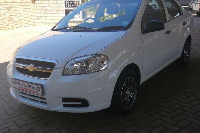Chevrolet Aveo sedan 1.6 L 2011