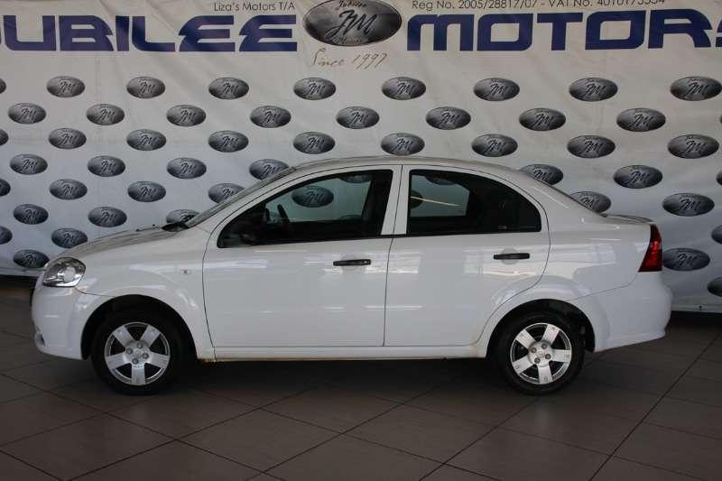 Chevrolet Aveo Sedan 1 6 L For Sale In Gauteng Auto Mart