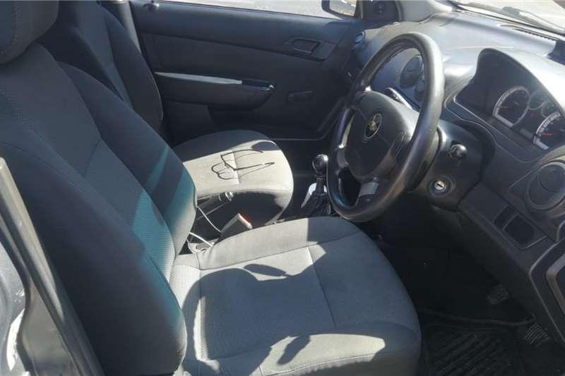 Used 2013 Chevrolet Aveo sedan 1.6 L