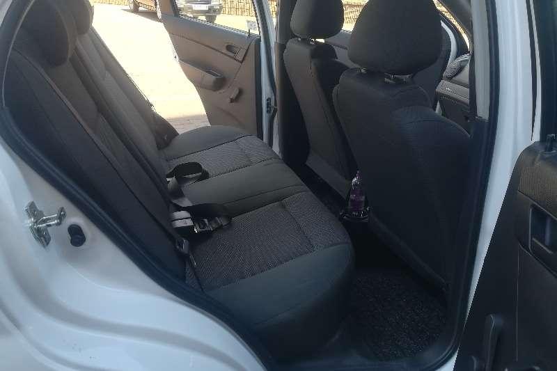 Chevrolet Aveo sedan 1.6 L 2015