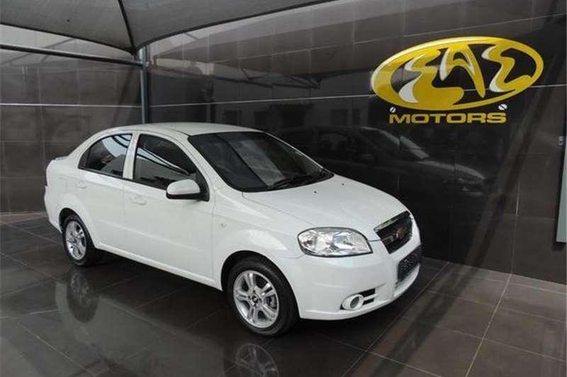 Chevrolet Aveo Sedan 1.6 LS 2014