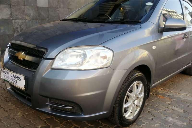 Used 2008 Chevrolet Aveo sedan 1.6 LS auto