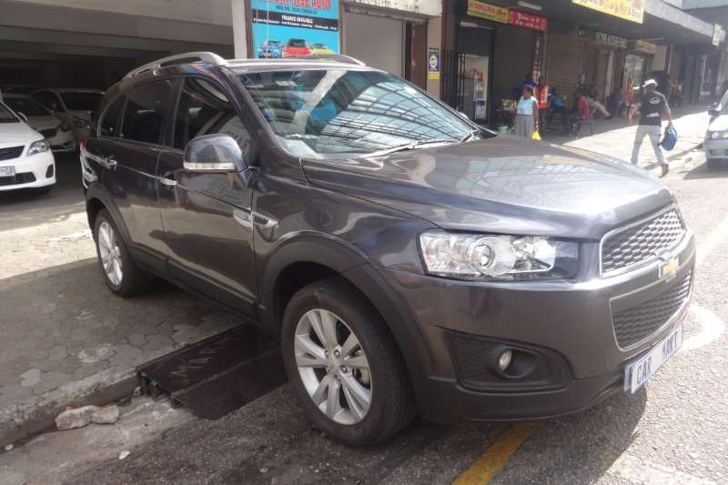 Chevrolet Captiva 1.6 AUTOMATIC 2015