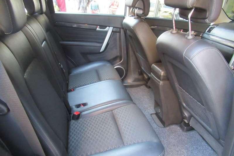 2014 Chevrolet Captiva