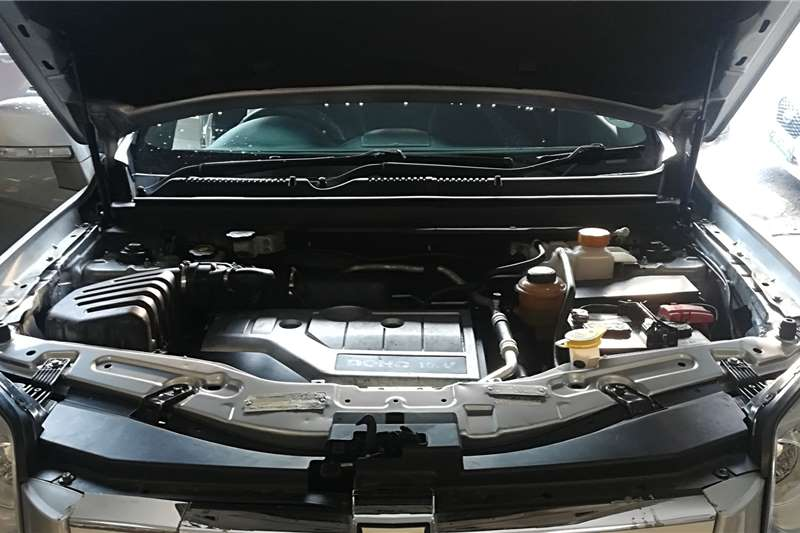 2010 Chevrolet Captiva