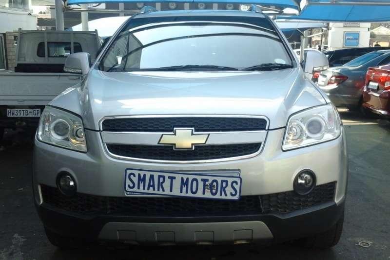Chevrolet Captiva 2.0D LTZ 2008