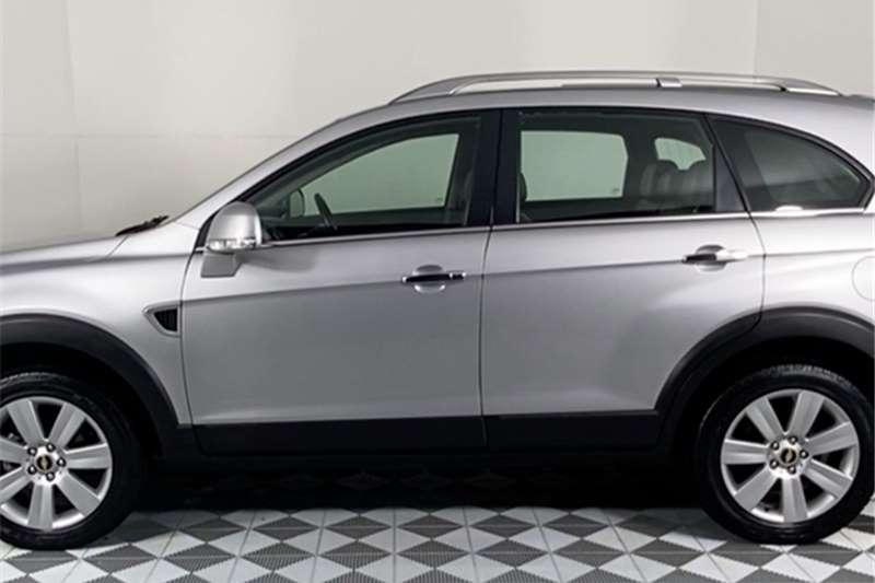 2008 Chevrolet Captiva Captiva 2.0D LTZ