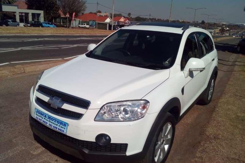 Chevrolet Captiva 2.0D LTZ 2010