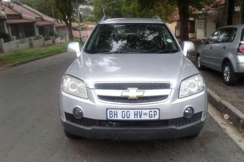 Chevrolet Captiva 2.0D LTZ 2011