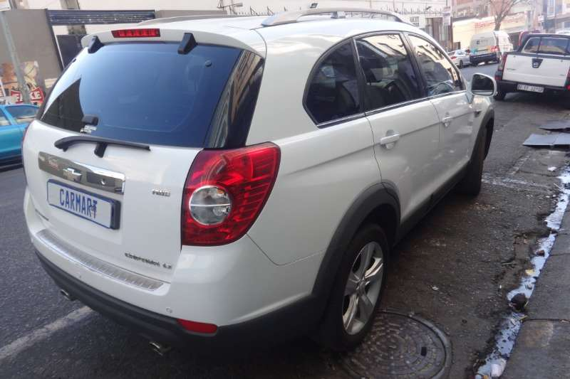 Chevrolet Captiva 2.0D LTZ 2013