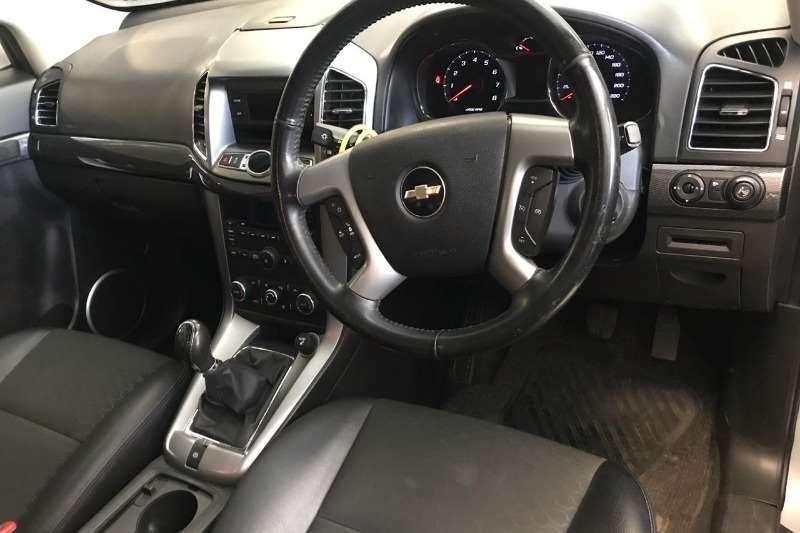 Chevrolet Captiva 2.0D LTZ 2014