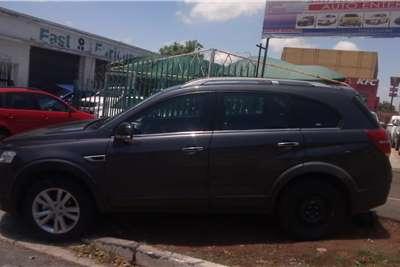 Used 2014 Chevrolet Captiva 2.0D LTZ