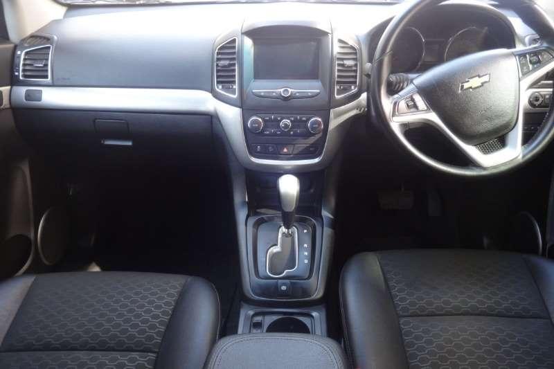 Chevrolet Captiva 2.0D LTZ 2016