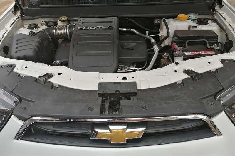 Chevrolet Captiva 2.0D LTZ 2017
