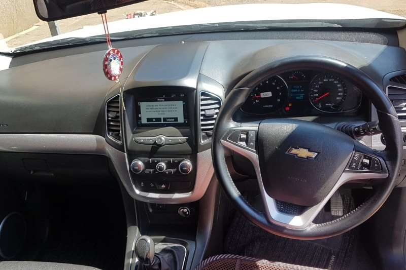 Used 2017 Chevrolet Captiva 2.0D LTZ
