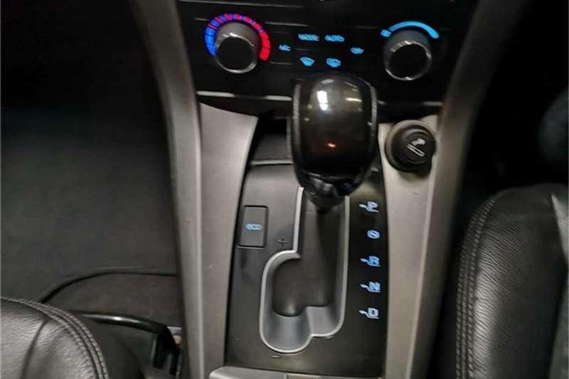 Chevrolet Captiva 2.2D AWD LTZ 2012