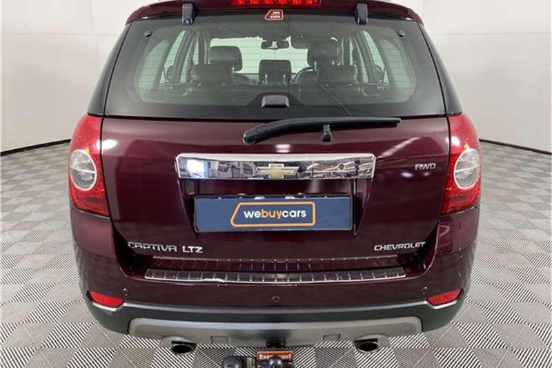 2012 Chevrolet Captiva Captiva 2.2D AWD LTZ