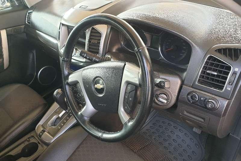 Used 2015 Chevrolet Captiva 2.2D AWD LTZ