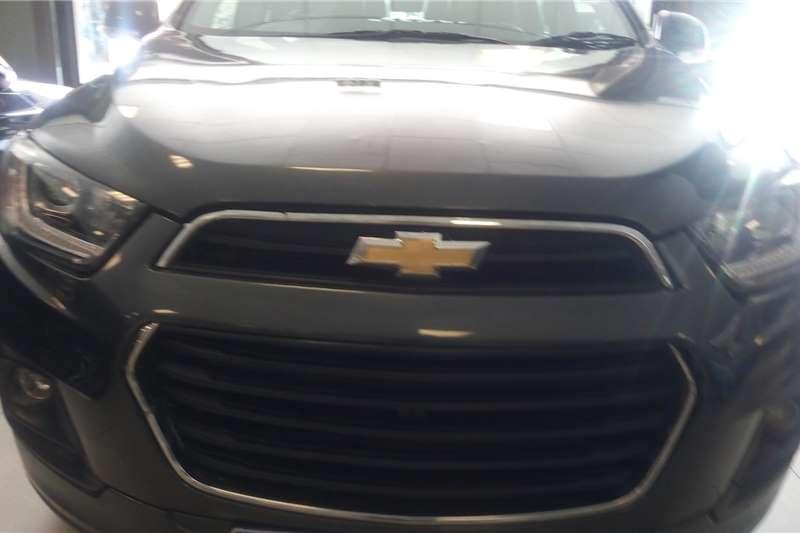 Chevrolet Captiva 2.2D AWD LTZ 2017