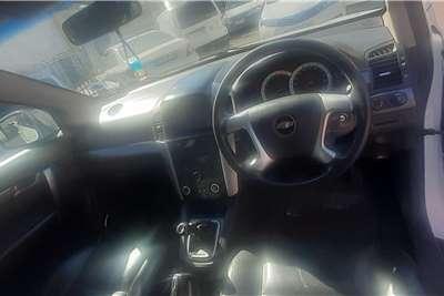 Used 2009 Chevrolet Captiva 2.2D LT