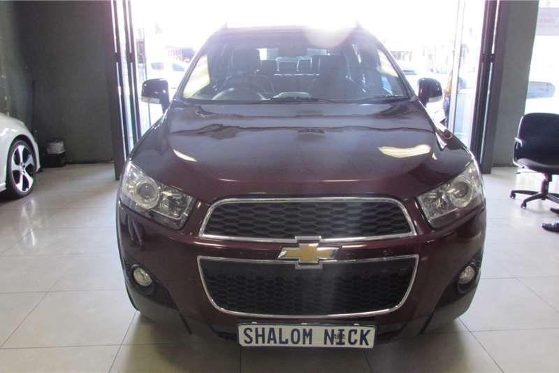 Chevrolet Captiva 2.2D LT 2011