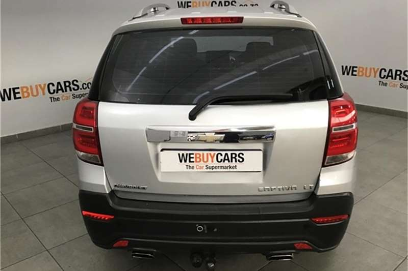 Chevrolet Captiva 2.2D LT 2014
