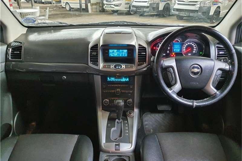 2014 Chevrolet Captiva Captiva 2.2D LT