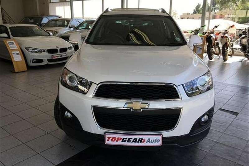 Chevrolet Captiva 2.2D LT 2015