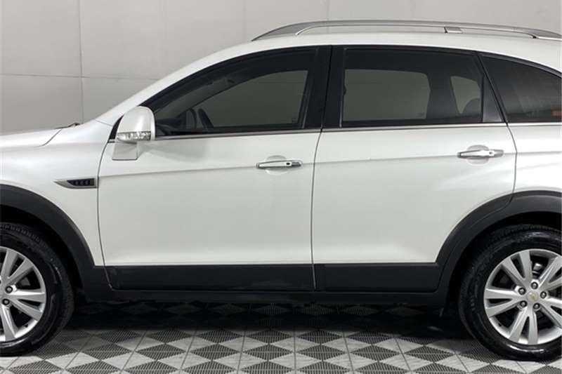2015 Chevrolet Captiva Captiva 2.2D LT
