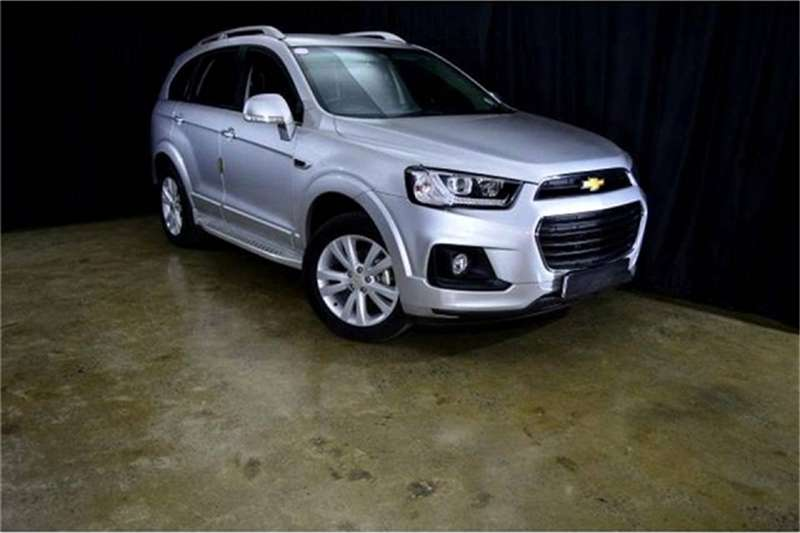 Chevrolet Crossover Suvs For Sale In South Africa Auto Mart