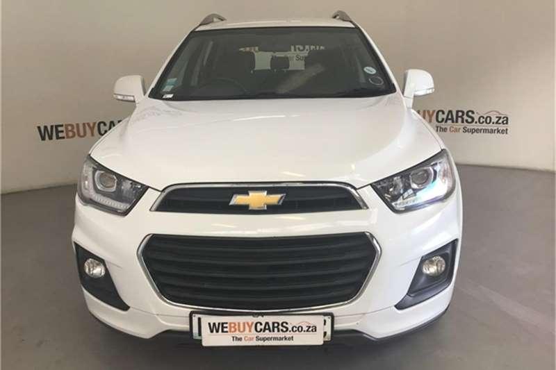 Chevrolet Captiva 2.2D LT 2016